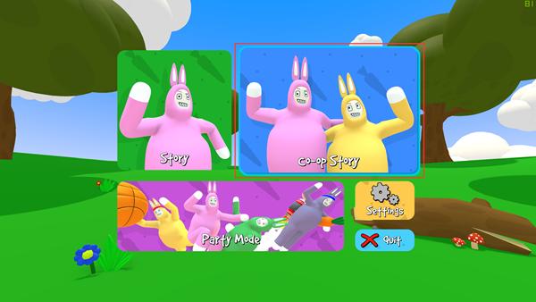 超级兔子人游戏截图4