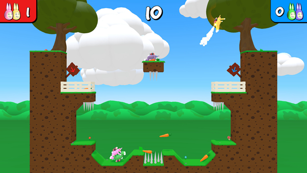 超级兔子人游戏图片2