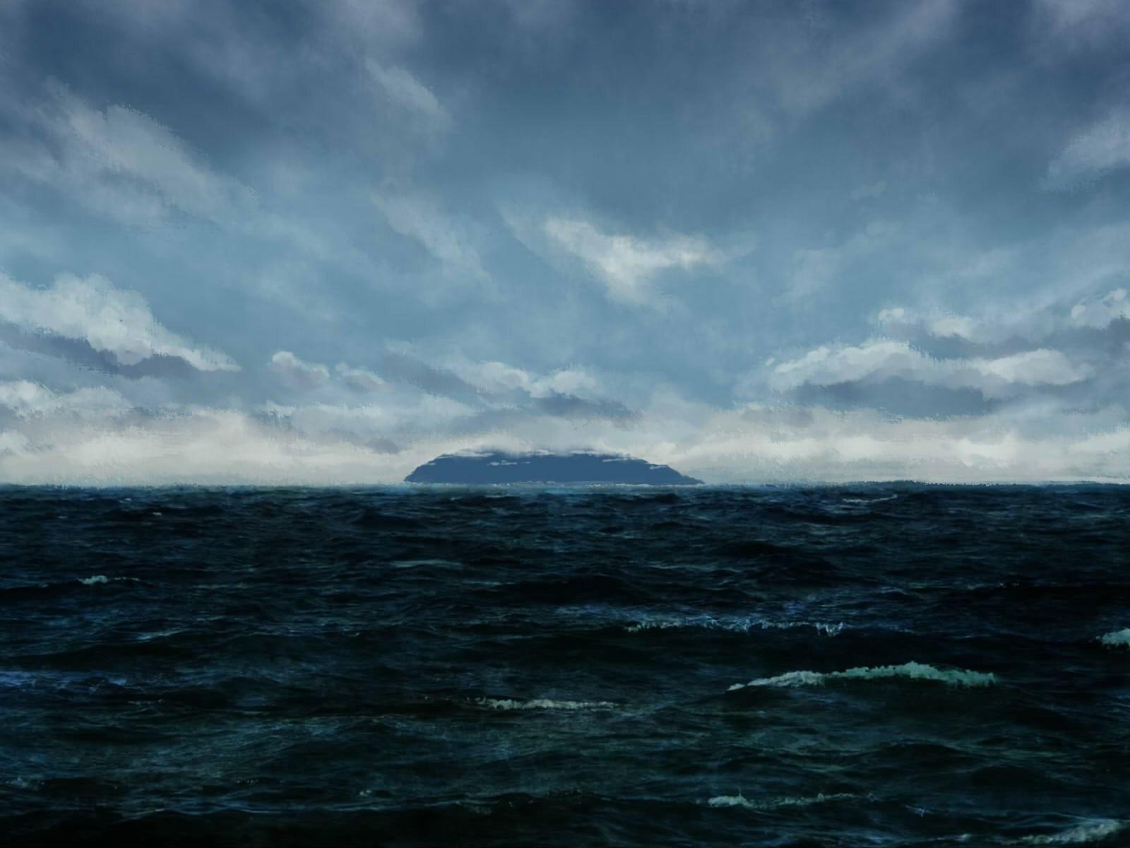 重返蓝鲸岛截图1