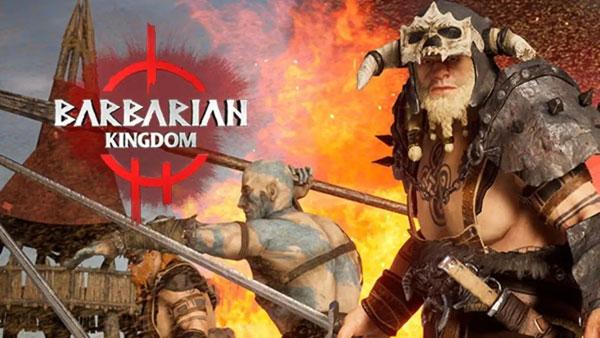 《野蛮人王国》图片