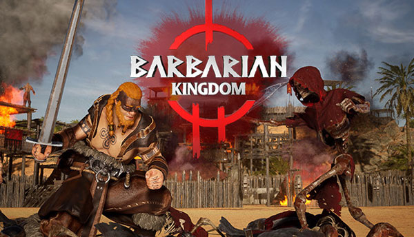 野蛮人王国图片
