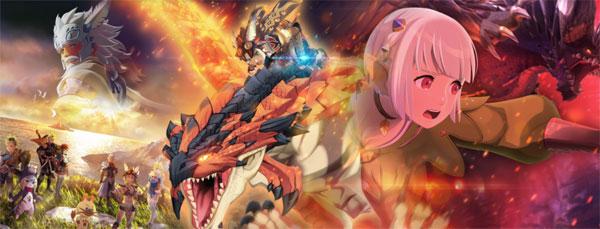 《怪物猎人物语2》截图