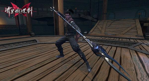 流星蝴蝶剑1