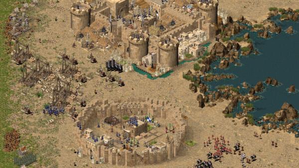 要塞:十字军东征HD截图1