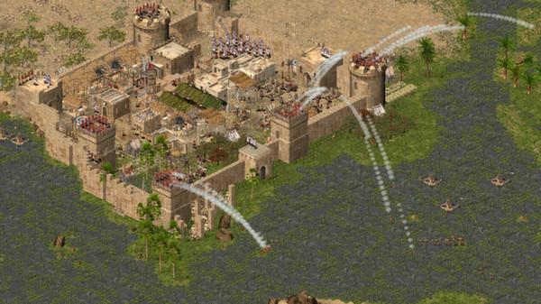 要塞:十字军东征HD截图2