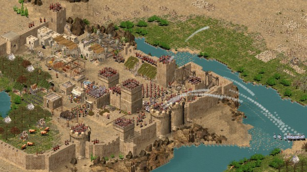 要塞:十字军东征HD截图4