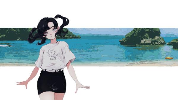 夏之彼方图片