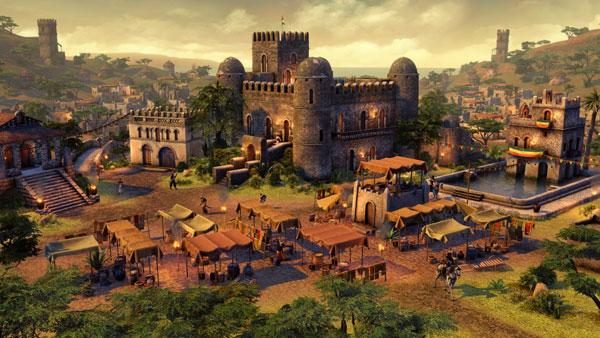 《帝国时代3:决定版》截图2