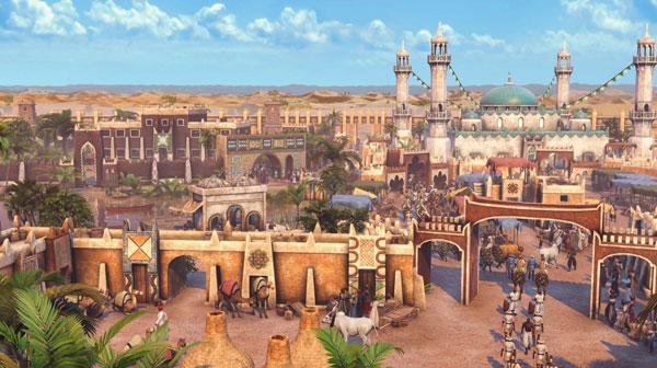 《帝国时代3:决定版》截图3