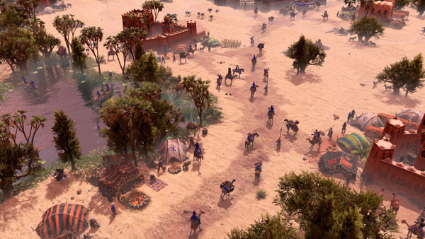 《帝国时代3:决定版》截图4