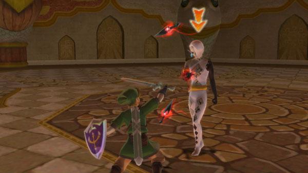 塞尔达传说御天之剑HD截图