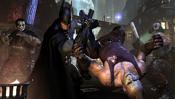 蝙蝠侠阿甘之城修改器图片1