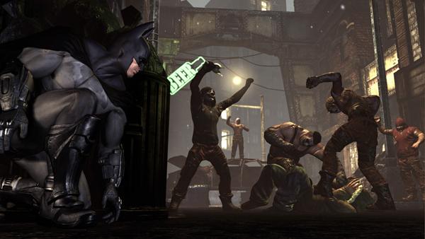 蝙蝠侠阿甘之城修改器图片2