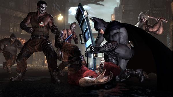蝙蝠侠阿甘之城修改器图片5