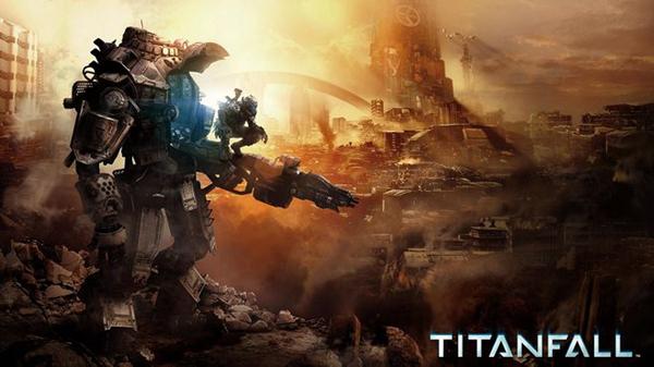 泰坦陨落1游戏图片1