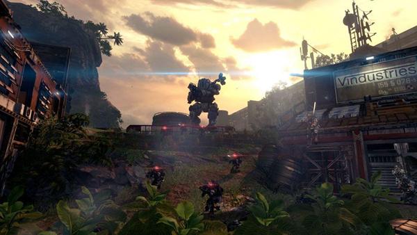 泰坦陨落1游戏图片3