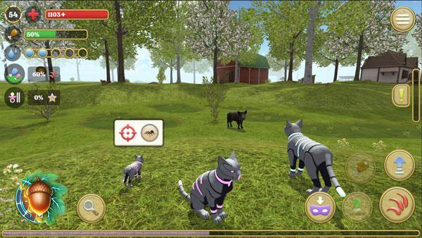 模拟猫咪:农场动物截图4