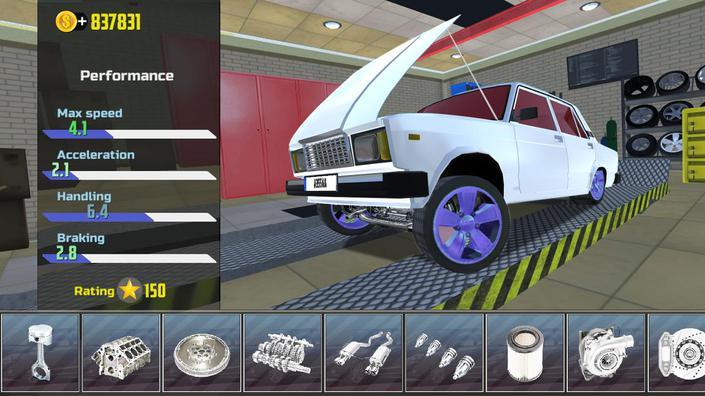 汽车模拟器2截图0