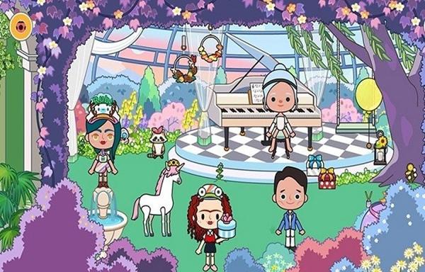我的梦想花园小镇截图0