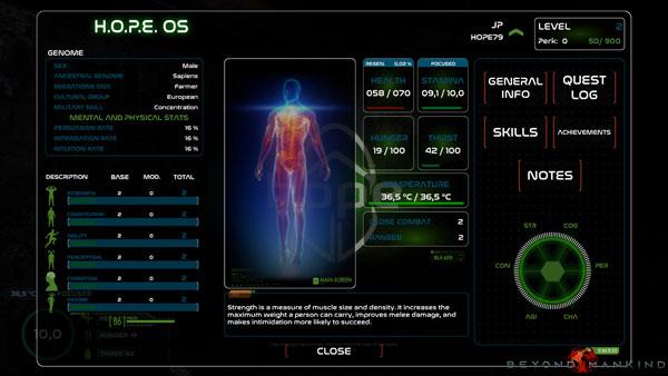 超越人类:觉醒截图0