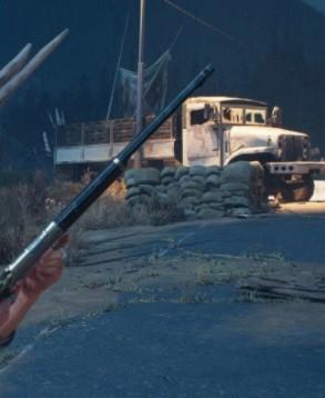 往日不再更好的荒野步枪MOD截图0