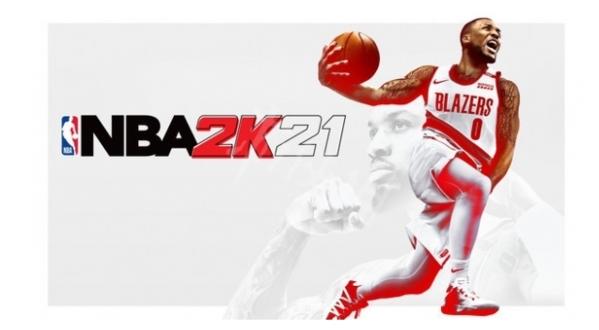NBA2K21图片