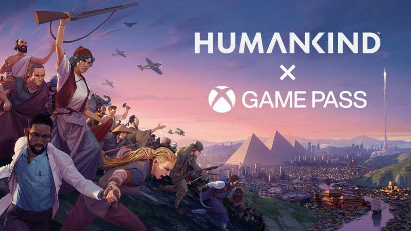 历史战略游戏《Humankind》将于首日登录XGP for PC