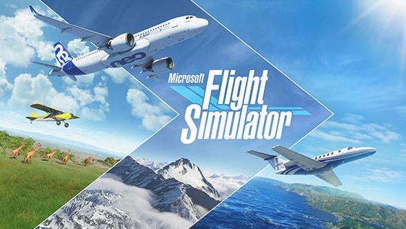 微软飞行模拟图片1