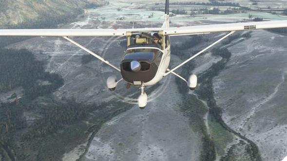 微软飞行模拟图片2