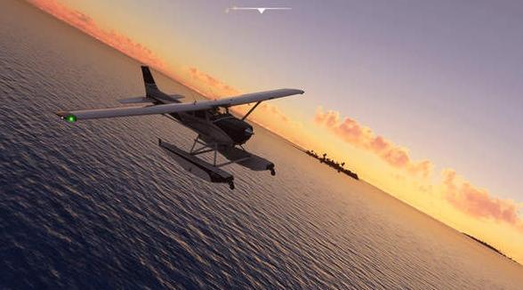 微软飞行模拟图片3