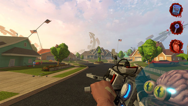 《喋血街头:脑损伤》游戏截图