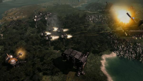 战锤40K格雷迪厄斯遗迹之战游戏图片1