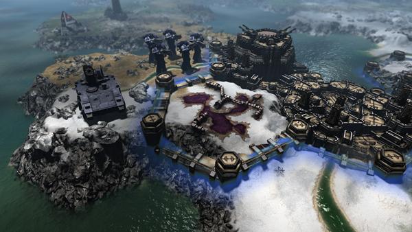 战锤40K格雷迪厄斯遗迹之战游戏图片3