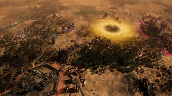 战锤40K格雷迪厄斯遗迹之战游戏图片4
