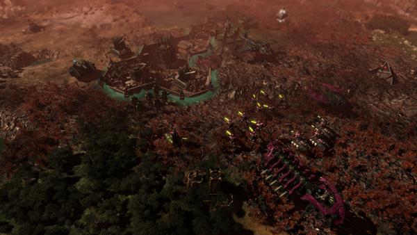 战锤40K格雷迪厄斯遗迹之战游戏图片5