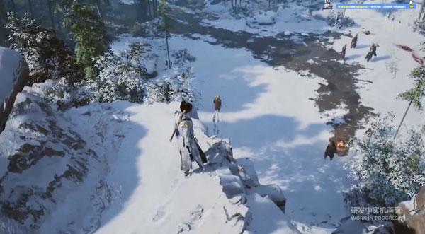 《剑侠情缘之谢云流传》游戏截图6