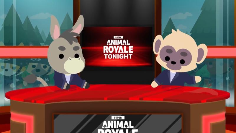 《超级动物大逃杀》现已在各大平台正式发售,支持跨平台联机