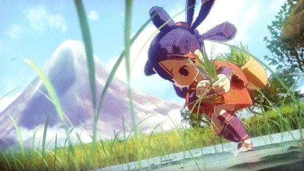 《天穗之�D稻姬》游戏截图