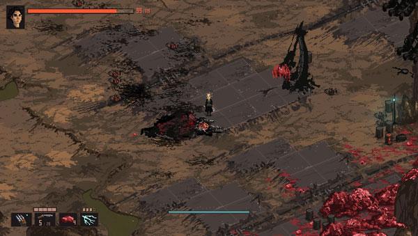 死亡垃圾游戏截图