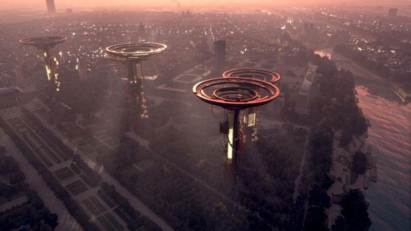 巴黎建筑师截图4