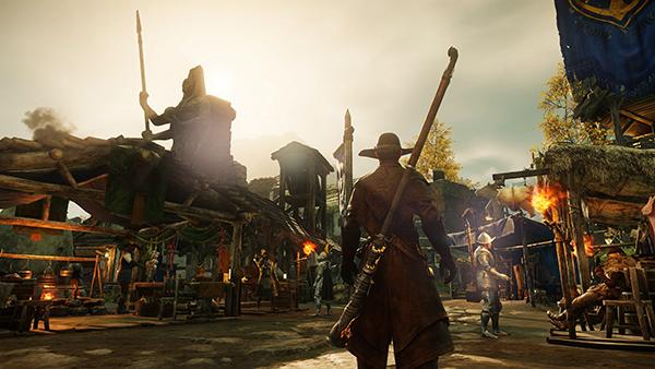 新世界游戏图片
