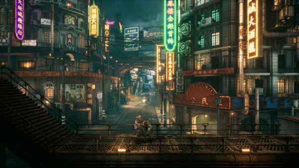 暗影火炬城游戏截图
