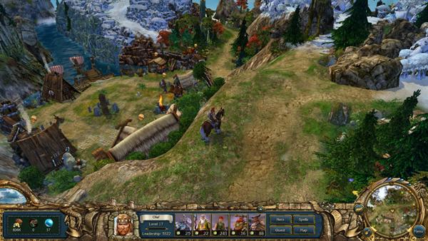 国王的恩赐北方勇士游戏图片2