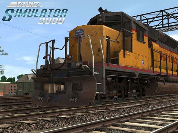 模拟火车2009游戏截图