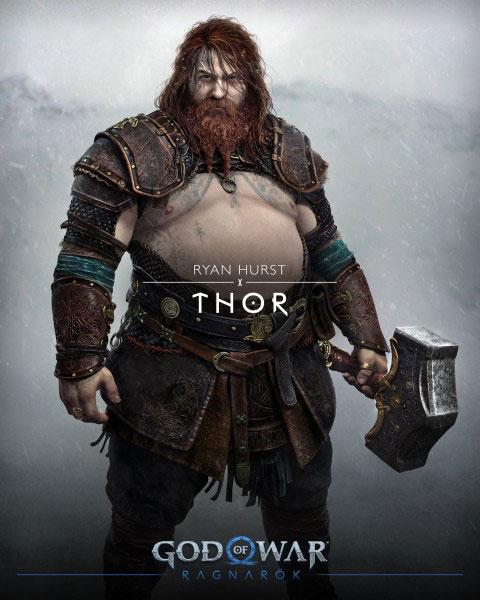 《战神:诸神黄昏》游戏图片