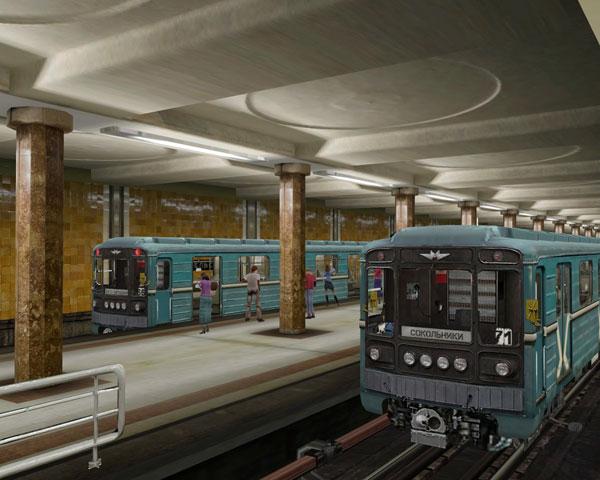 模拟火车12游戏截图