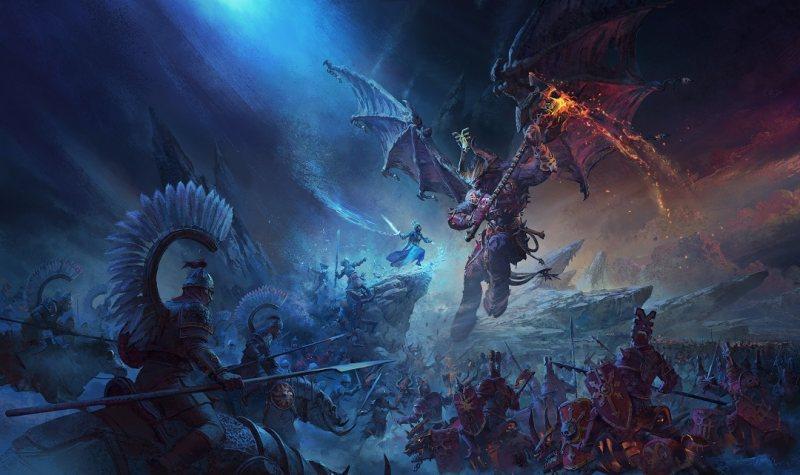 《全面战争:战锤III》延期至2022年初发售