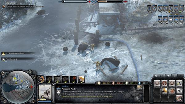 英雄连2游戏截图