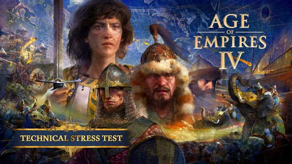 《帝国时代4》游戏截图