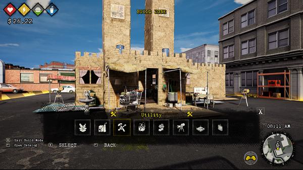 流浪汉模拟器游戏图片3